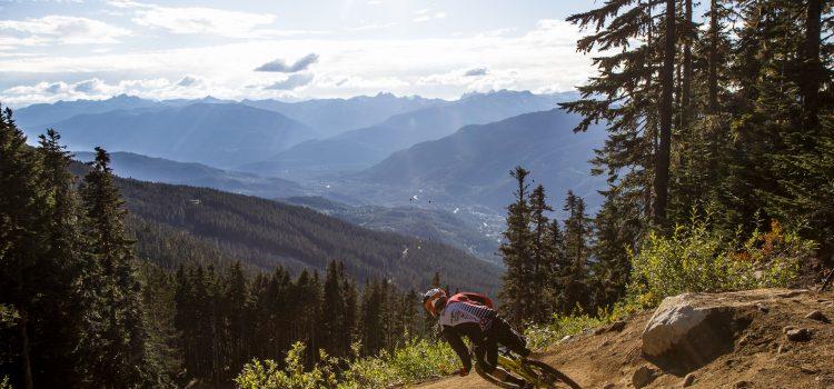 Crankworx Whistler 2015: EWS-Vollgas Action beim Canadian Open Enduro