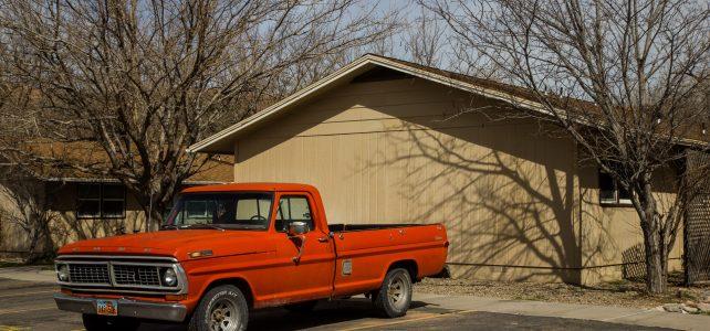 Grand Junction/Moab: Ankunft in den USA