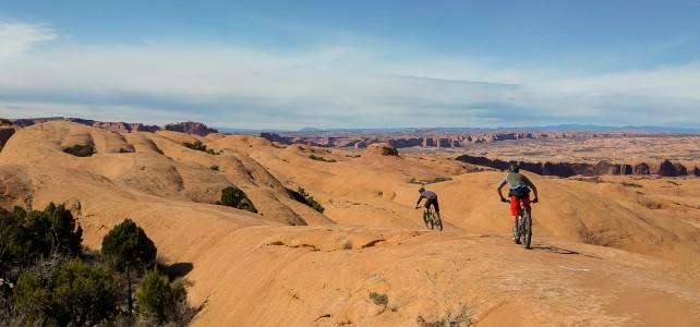 Moab: e-Bike Spaß in der Wüste