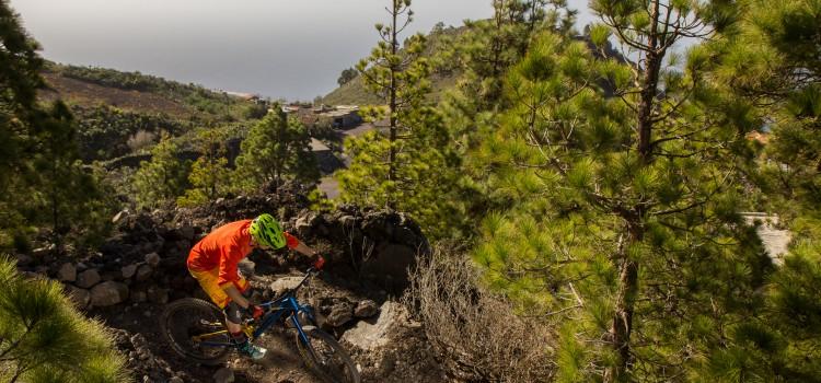 La Palma: Das Winterziel für Mountainbiker