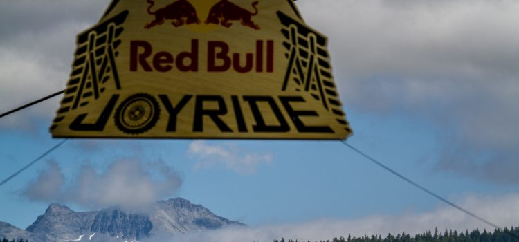 Crankworx Whistler 2015: Red Bull Joyride
