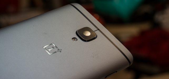 OnePlus 3: Defekte Kameralinse reparieren