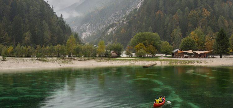 Sommerurlaub 2017: Ferlacher Stausee & Fahrt nach Slowenien
