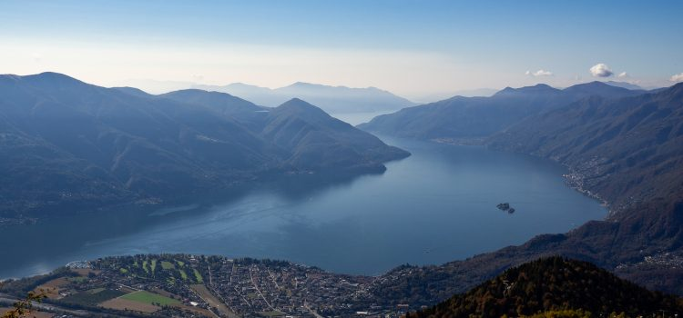 Sommerurlaub 2018: Lago Maggiore